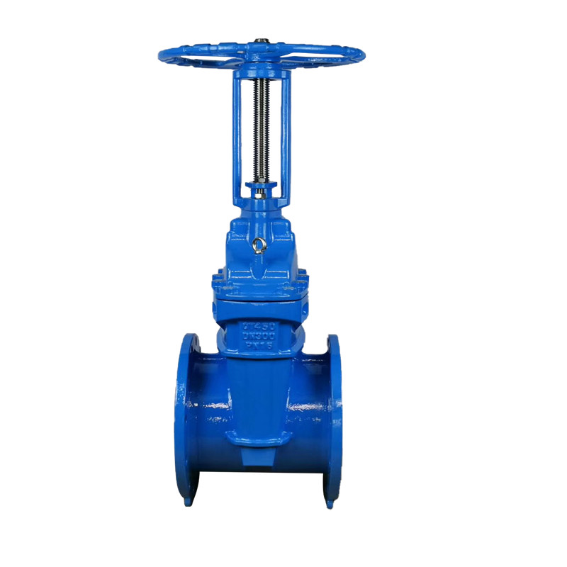 Resilient Seat Gate Valve BS5163 PN10 GGG50