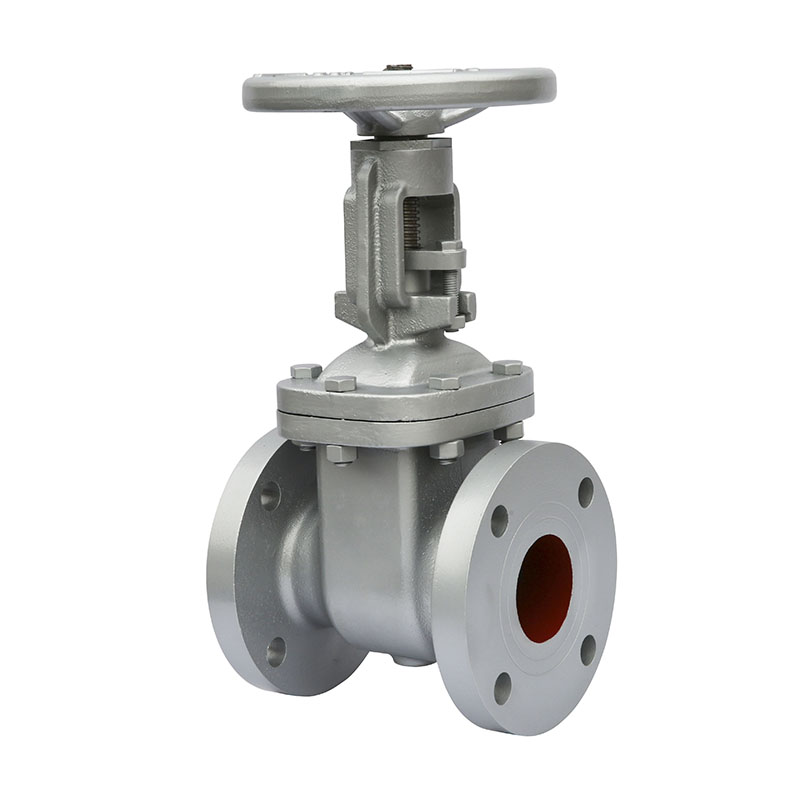 Cast Iron Jis10k OS&Y Industrial Gate Valve