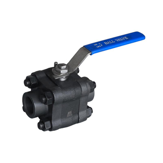 Forged Steel Ball Valve 3PCS 800LB A105 NPT