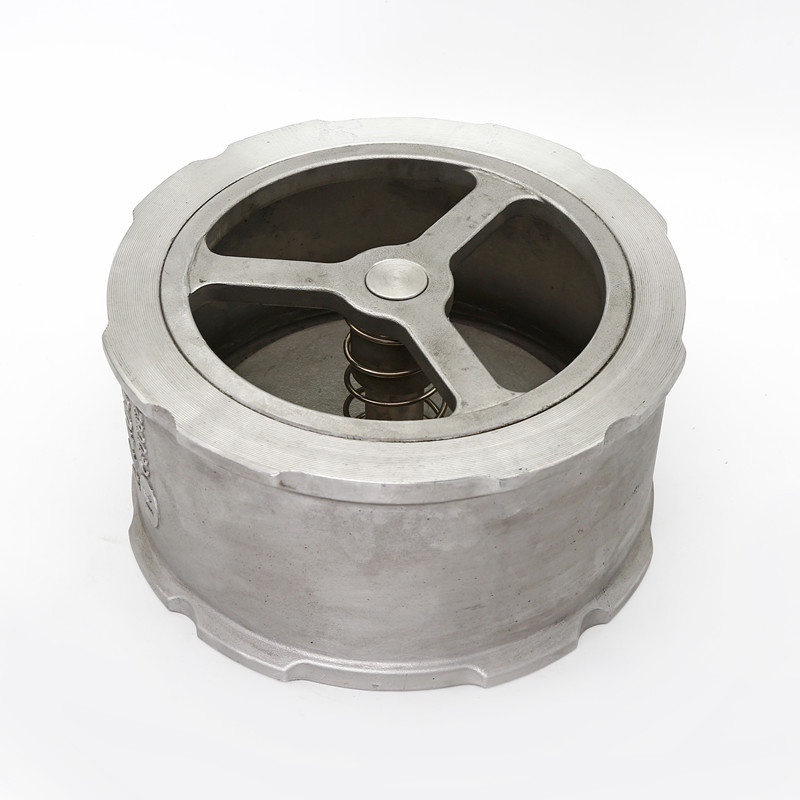 Wafer Check Valve Stainless Steel Pn40 Lift Type