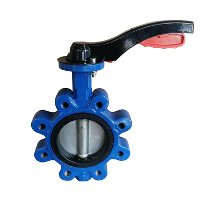 Cast Iron Full Lug Butterfly Valve
