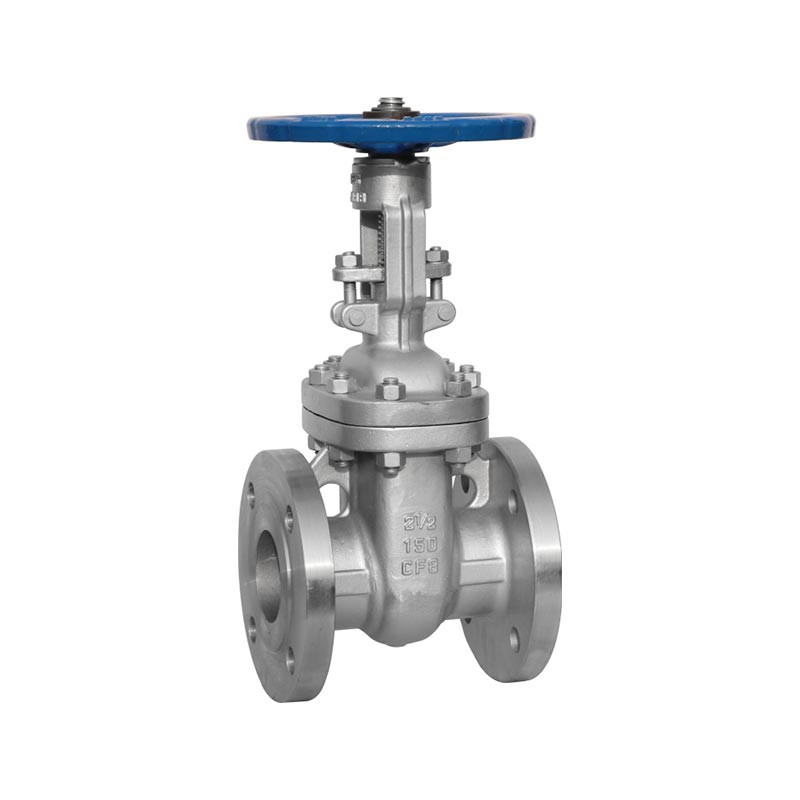 API600 150LB Stainless Steel CF8 Industrial Gate Valve