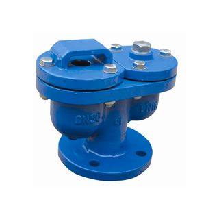 Air Valve Double Ball Automatic Pn16 Cast Iron