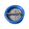 Wafer Check Valve Cast Iron Pn16 Double Door