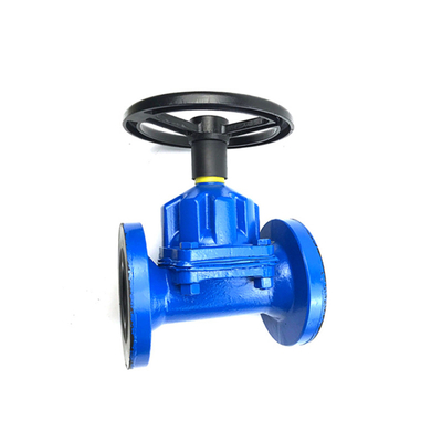 Diaphragm Valve Cast Iron Pn16