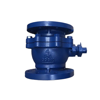 Flange Ball Valve Full Bore ANSI 150LB Cast Iron