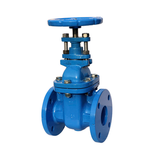 ANSI Cast Iron Brass Seat Industrial Gate Valve