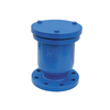 Air Valve Cast Iron PN16 Flange Single Ball