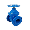 Resilient Seat Gate Valve F5 GGG50 Non Rising Stem